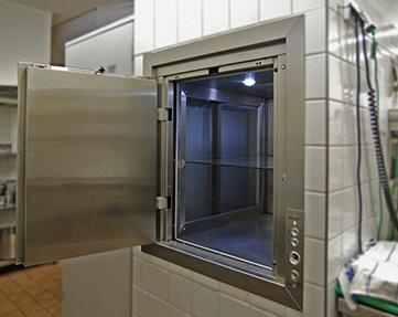 Servis Asansörleri